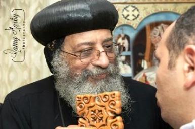 Benoit XVI salue le nouveau patriarche copte