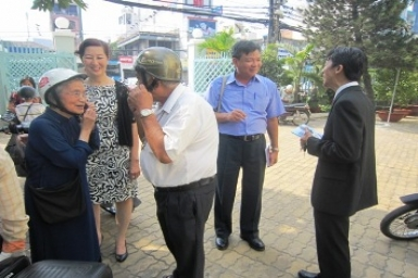 Une rencontre oecuménique à Saigon