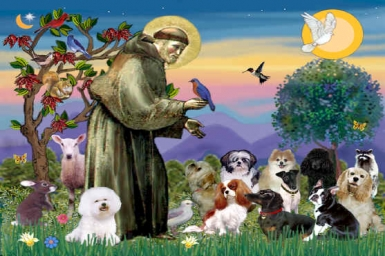 Saint Francis of Assisi (1118-1226)