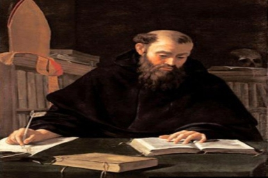 St. Augustine (354-430)