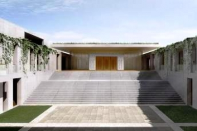 Europe`s biggest Buddhist temple to open