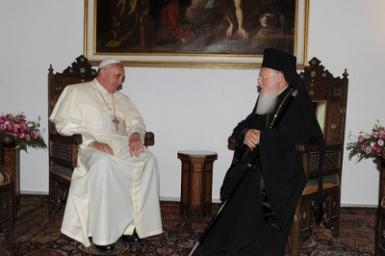 Patriarch Bartholomew: Christian martyrdom makes unity urgent