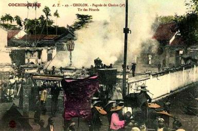 Tet in Old Saigon