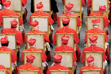 New Cardinals to be created in February 2014