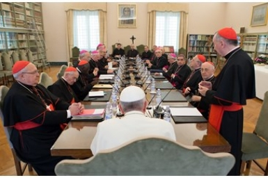 Second day of the meeting on the presence of Christians in the Middle East