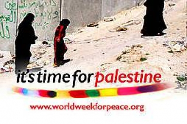 World Week for Peace in Palestine Israel (28 May - 3 June 2012)