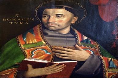 Saint Bonaventure (1221-1274)
