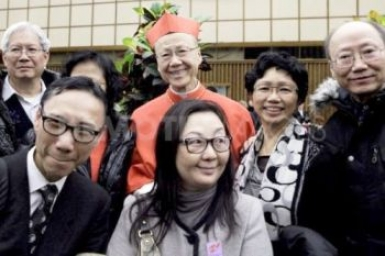 Cardinal Tong: formation, witness and mutual support to rekindle the faith in the family of the Church