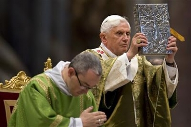 Benedict XVI: A (brief) theological appreciation
