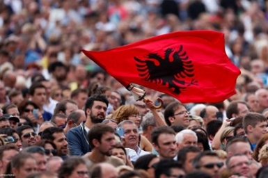 Pope Francis to Albania: Full schedule (Sept. 21, 2014)