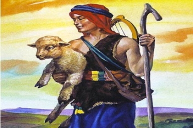 ``I am the good shepherd``: 4th Sunday`s Gospel of Easter by pictures.
