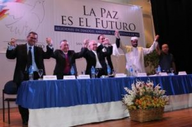 The Spirit of Assisi in El Salvador: religions committed to building a future of peace