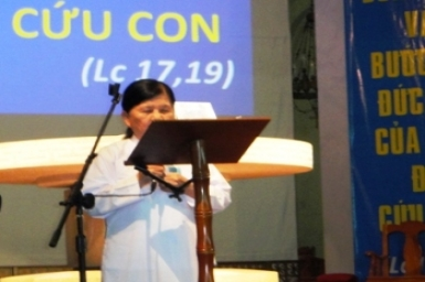 Sharing of representative from Caodaism (Feb 10th 2012)