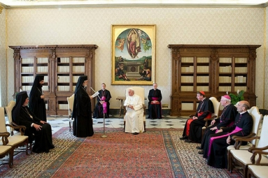 Delegation from Ecumenical Patriarchate to visit Rome