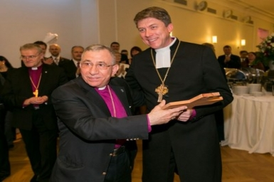WCC congratulates new archbishop of Estonian Evangelical Lutheran Church