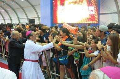 Interview du président de la Conférence épiscopale sur la visite du pape en Corée du Sud