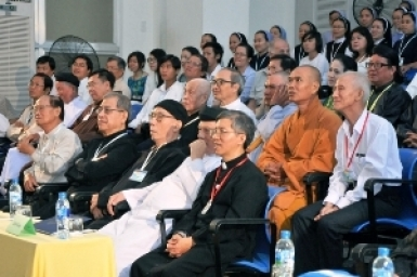 The 2014 Events of the Interfaith and Ecumenical Dialogue in HCM City`s Archdiocese