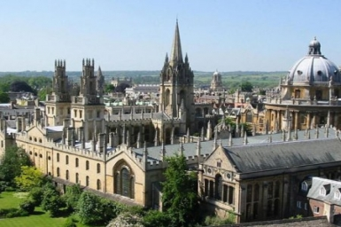 Oxford 2014: Healing the past and hopes for the future