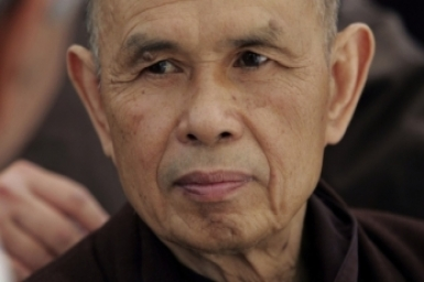Thich Nhat Hanh Speaks First Words Since November 2014 Stroke