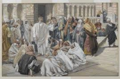 ``What authority do you have to act like this?``: Saturday 8th in Ordinary Time (2.6.2012)