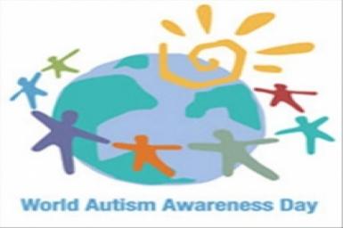 Message lors de la Journée mondiale de sensibilisation à l'autisme en 2015