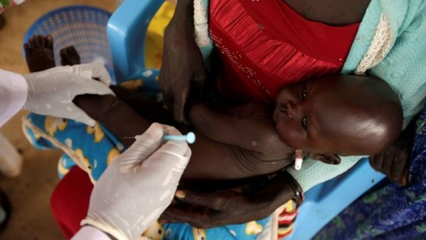 WHO/UNICEF: Childhood vaccinations hindered by Covid-19 pandemic
