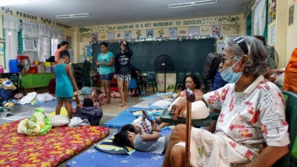 Pandemic impedes Philippines typhoon relief