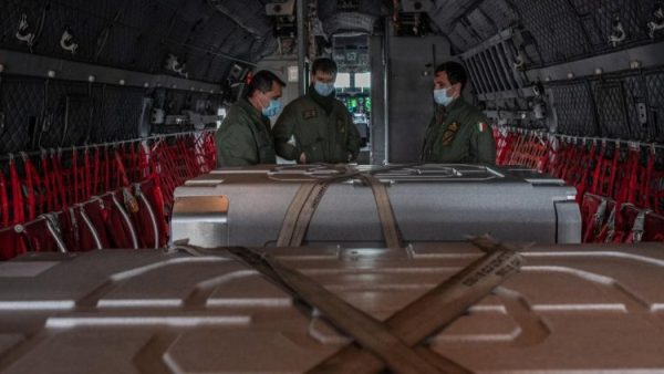 Leading airlines commit to humanitarian vaccine transport initiative