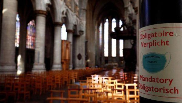 Belgium court limits public Masses at Christmas