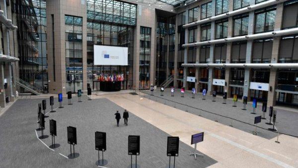 Europe`s economies plunging into coronavirus recession