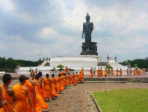 YES! Enshrine Buddhism as Thailand State Religion