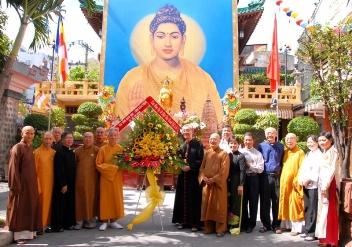 Rencontres Catholiques-Bouddhistes à Saigon
