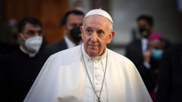 Against all odds, Pope Francis brings message of peace to Iraq