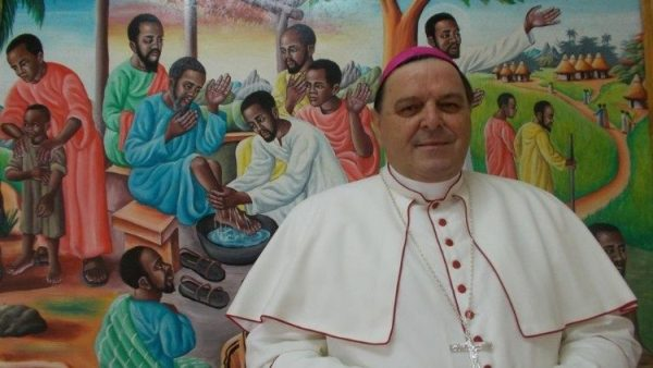 Stay the course of peace; Bishop Paganelli appeals to Sierra Leoneans