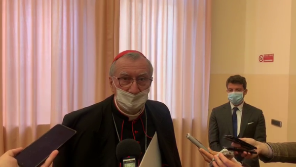 """Cardinal Parolin: """"All will go well"""" with the Holy See/China Agreement"""
