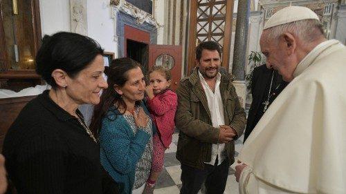 Amoris laetitia: Church renews her vocation to nearness