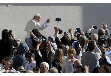 Pope Audience: Distinguish between the sin and the sinner