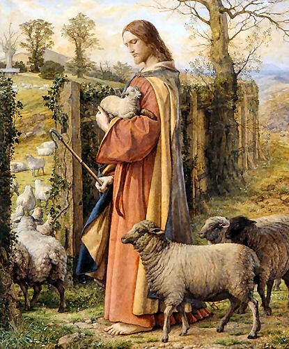Daily Meditation: ``The shepherd of the sheep enters by the gate (…).`` (Apr 18, 2016)