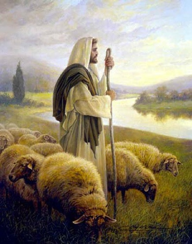 Daily Meditation: ``I and the Father are one`` (Apr 19, 2016)