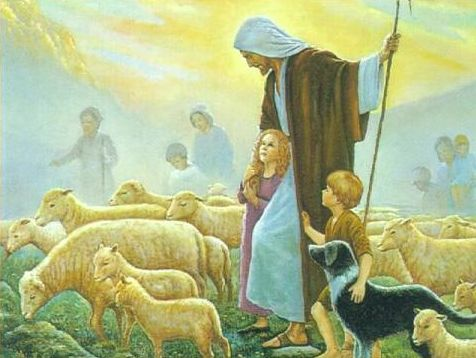 Daily Meditation: ``My sheep hear my voice and I know them; they follow me`` (Apr 17, 2016)