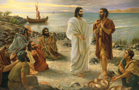 Daily Meditation: ``'Lord, you know everything; you know that I love you'...'`` (May 13, 2016)