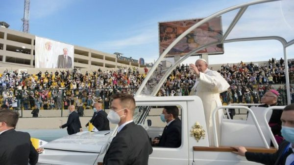 Pope in Iraq: Our martyrs shine together like stars in the same sky!