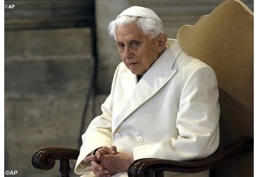 Pope Benedict celebrates 89th Birthday