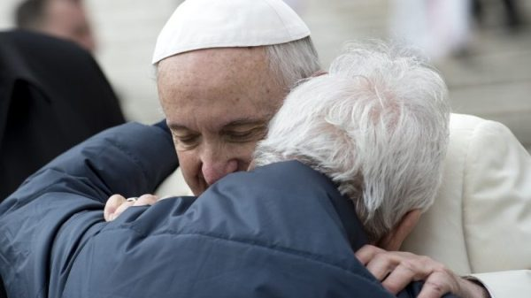 Pope to sick and elderly priests: You are bearers of dreams charged with memory