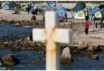 Pope Francis in Lesbos: island's only Catholic parish priest ahead of visit