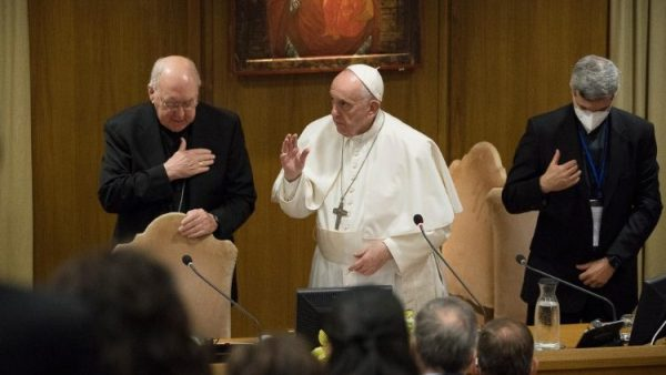 Pope to Rome`s faithful: Synodality expresses the nature of the Church