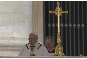 Pope`s homily for Teen Jubilee Mass