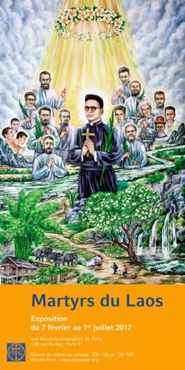 Béatification des 17 martyrs du Laos: ``un acte bénéfique tant pour l'Eglise que l'Etat laotien``