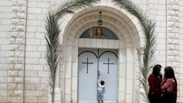 Holy Land: Latin Patriarch launches collection for Gazan Christians