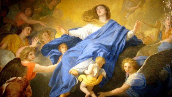 New Zealand: Renewal of dedication to be named Mary's Way